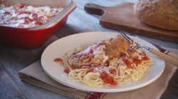 Mad Hungry Chicken Parmesan