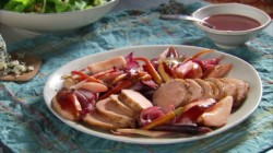 Mad Hungry Braised Pork with Pears