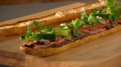 Mad Hungry Banh Mi Sandwich