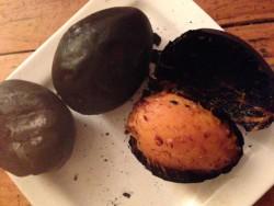 Mad Hungry Charred Mango Dessert